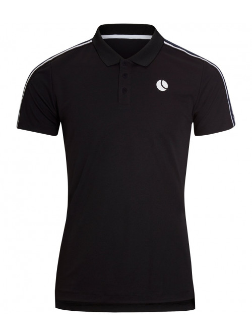 T-Shirt Björn Borg Tyler Polo Black Beauty schwarz