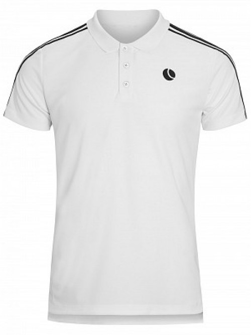 T-Shirt Björn Borg Tyler Polo Brilliant White weiß