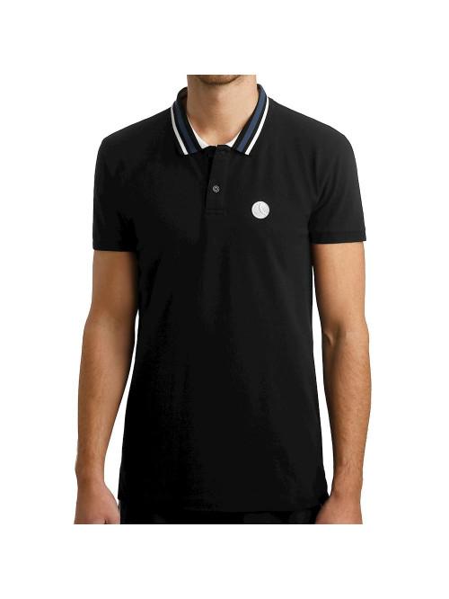 T-Shirt Björn Borg Signature 78 Polo schwarz
