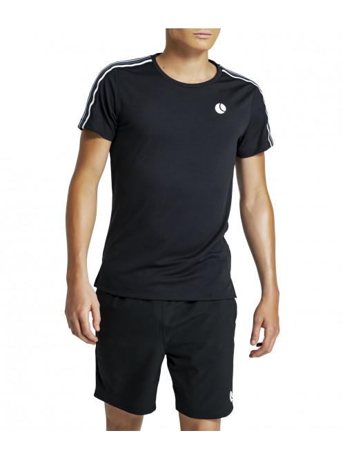 T-Shirt Björn Borg Tomlin Tee Black Beauty schwarz