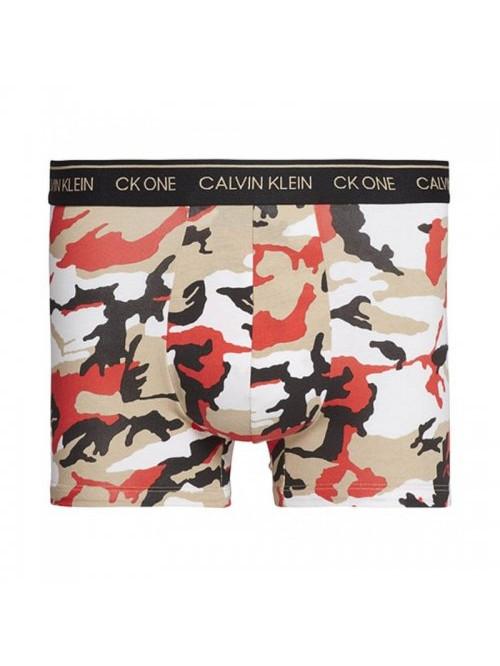 Herren Boxer Calvin Klein CK One Army Mehrfarbig