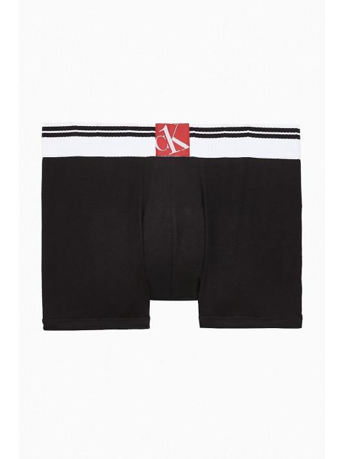 Pánske boxerky Calvin Klein CK ONE Red Logo čierne