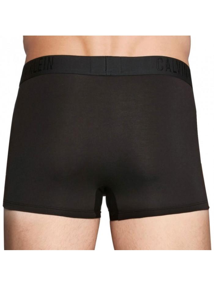 Herren Boxershorts Calvin Klein Black Cotton Schwarz