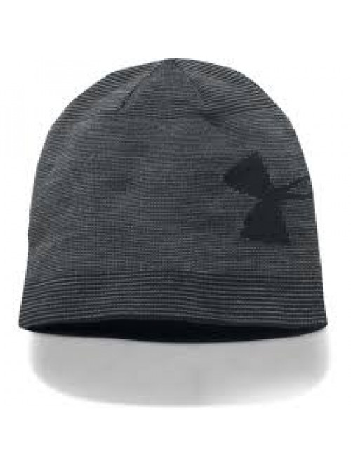 Herren Mütze Under Armour Men's Billboard Beanie Schwarz