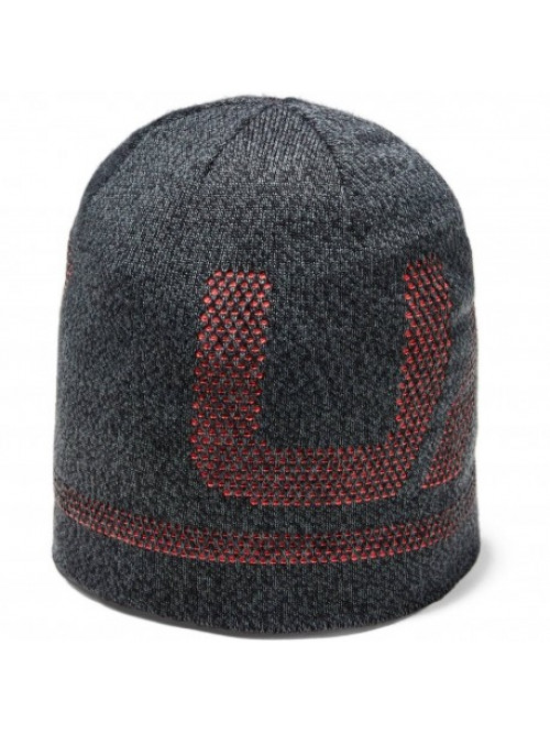 Herren Mütze Under Armour Men's Billboard Beanie Grau