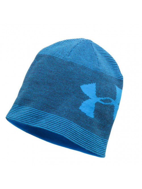 Herren Wintermütze Under Armour Men's Billboard Beanie Blau