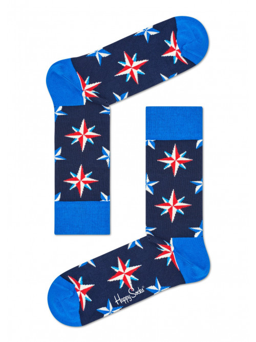 Socken Happy Socks Nautical Star