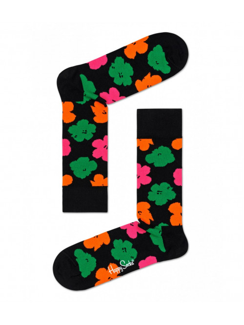 Socken Happy Socks Andy Warhol Flower