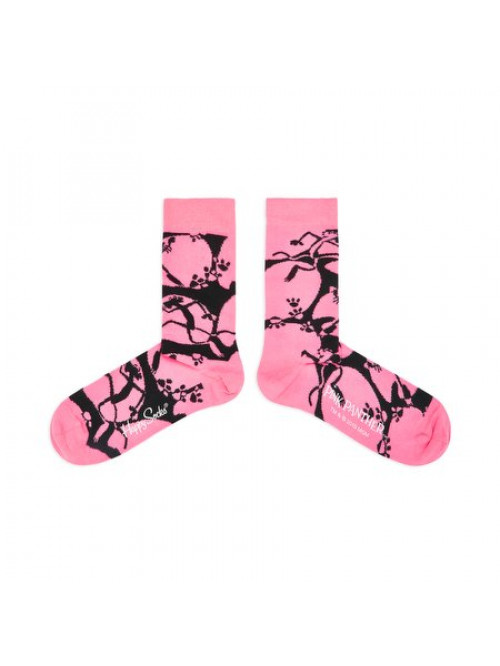 Socken Happy Socks Pink Panther A-Boo Rosa