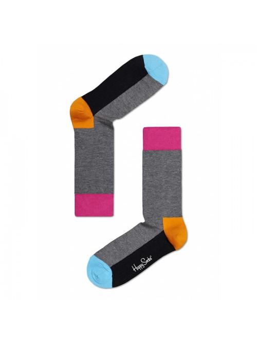 Socken Happy Socks Five Color - Grau