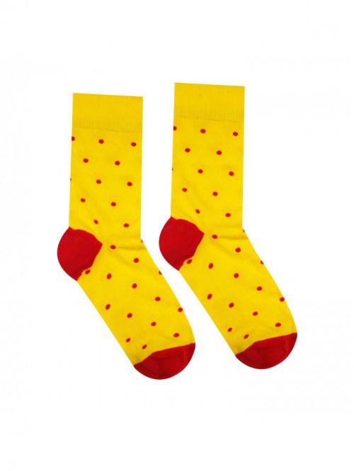 Socken Gentleman Hesty Socks - Gelb