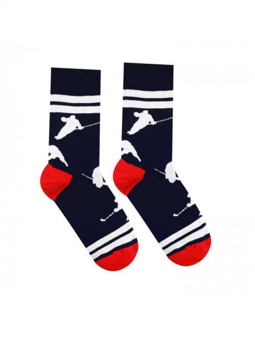 Socken Hockeyspieler