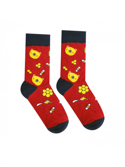 Socken Teddybär Hesty Socks