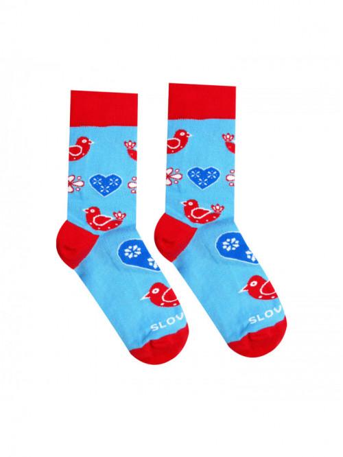 Socken Folklorevogel Hesty Socks