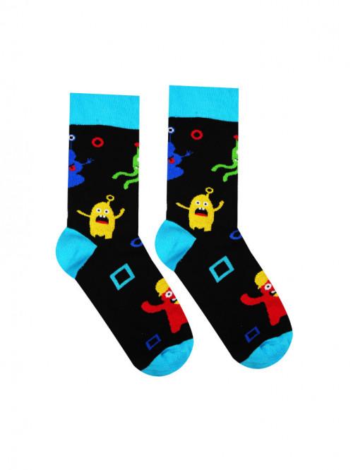 Socken Aliens Hesty Socks