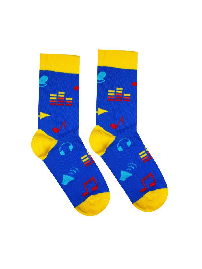 Socken Musiker