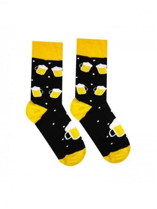 Socken Bier Hesty Socks