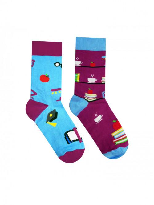 Socken Bücherwurm Hesty Socks