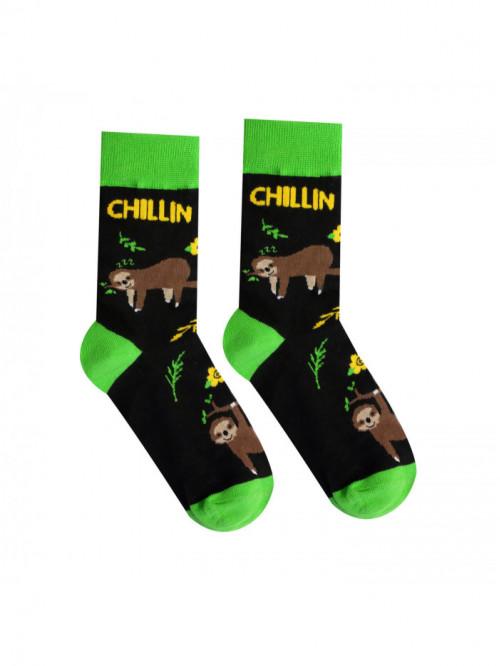 Socken Faultiere Hesty Socks