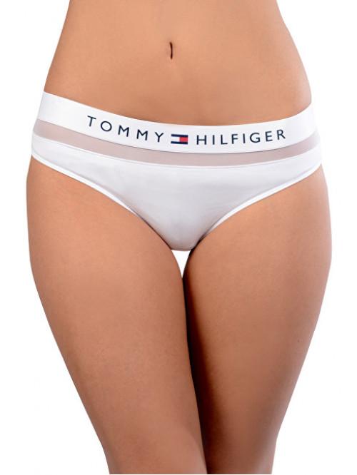 Damen Höschen Tommy Hilfiger Sheer Flex Bikini Weiß