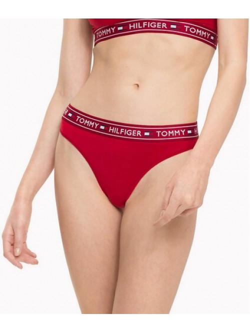 Damen Höschen Tommy Hilfiger Brazilian Pants Rot