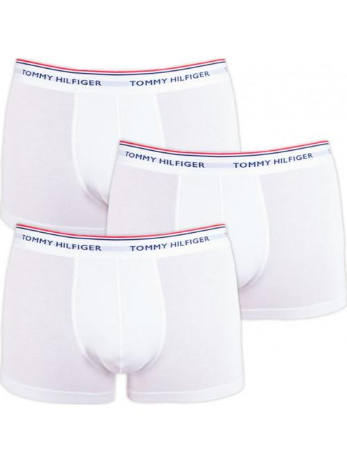 Herren Boxershorts Tommy Hilfiger Premium Essentials Weiß 3-pack