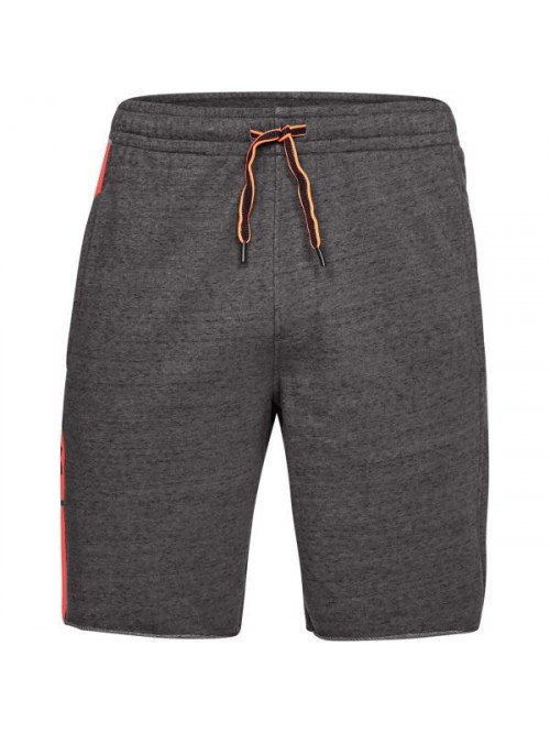 Herren Shorts Under Armour Ez Knit grau