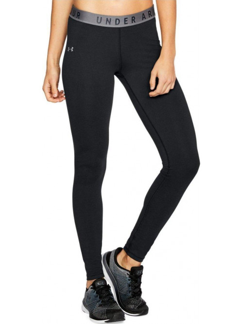 Damen Leggings Under Armour Favorite schwarz