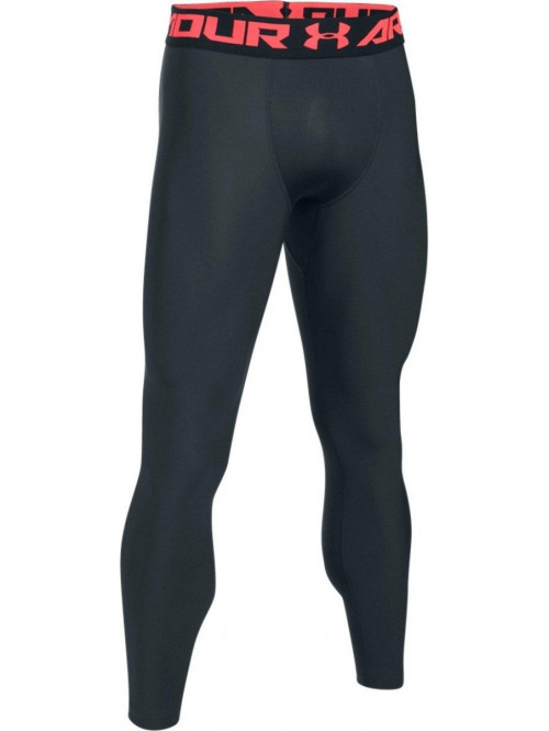 Herren kompression Leggings Under Armour 2.0 Grau