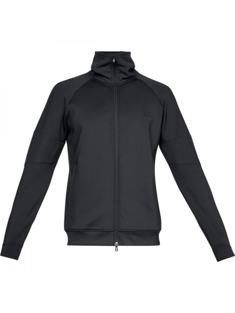 Herren Jacke Under Armour Perpetual Track Jacket Schwarz