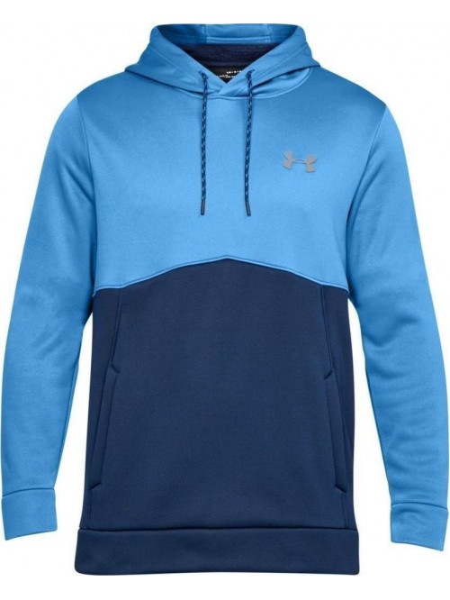 Herren Sweatshirt Under Armour AF Icon Solid Blau