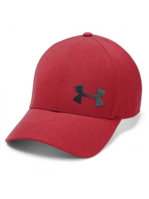 Kappe Under Armour Airvent Core 2.0 Rot