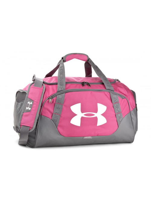 Sport Tasche Under Armour Undeniable Duffel Rosarot