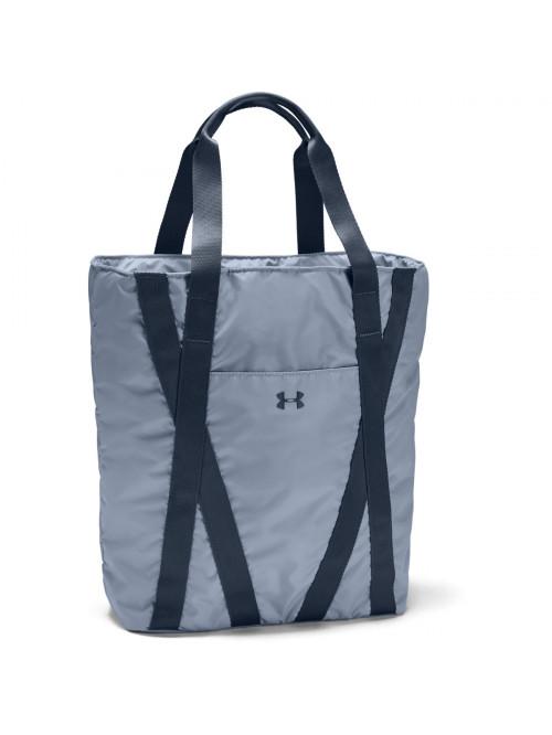 Damen Tasche Under Armour Essentials Zip Tote Blau...