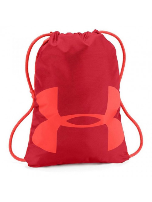 Sport Rucksack Under Armour Ozsee Sackpack Rot
