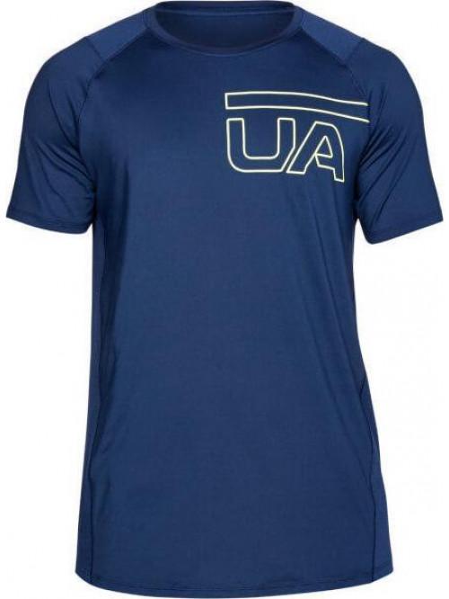 T-Shirt Under Armour MK1 blau