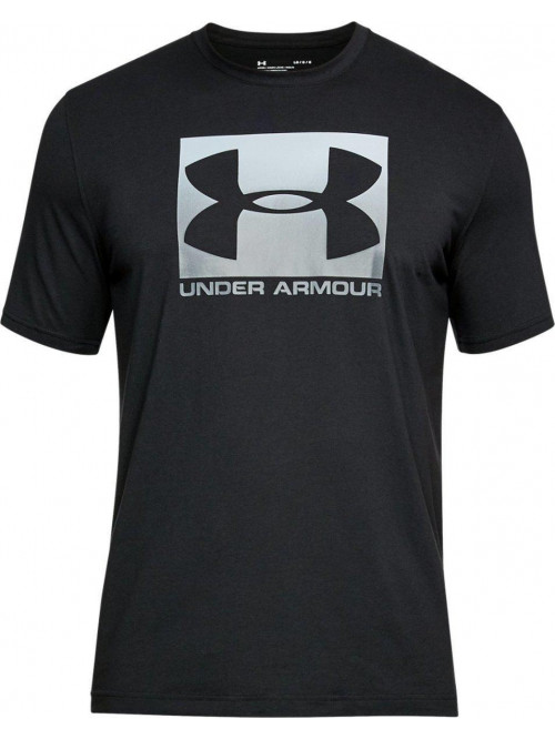 T-Shirt Under Armour Boxed schwarz