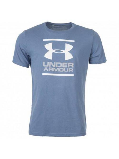 T-Shirt  Under Armour GL Foundation SS blau