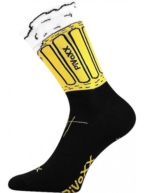 Socken PiVoXX Schwarz