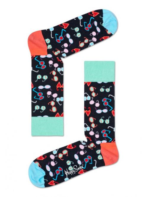 Socken Happy Socks Shades Schwarz