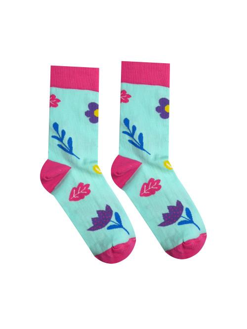 Socken Frühlingsblume Hesty Socks