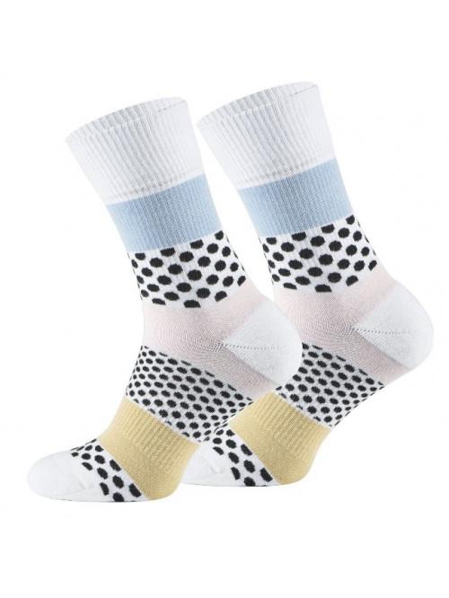Socken Walker's DOTZ Bright