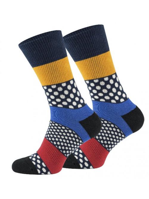 Socken Dotz Dark Walker's