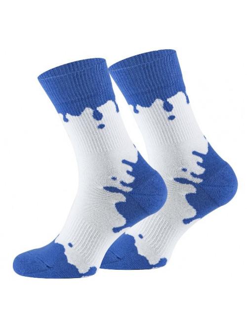 Socken Walker's Blue Splash