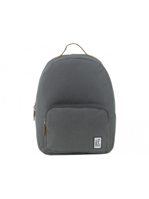 Rucksack TPS Classic Backpack Solid Charcoal