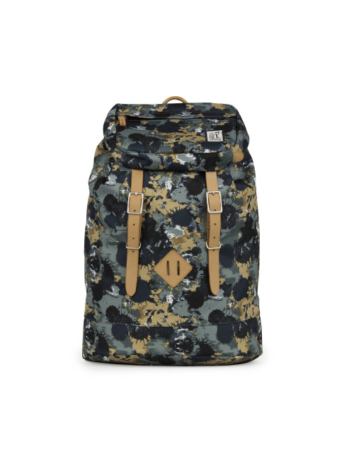 Rucksack TPS Premium Backpack Grey Camo All-over - Armee