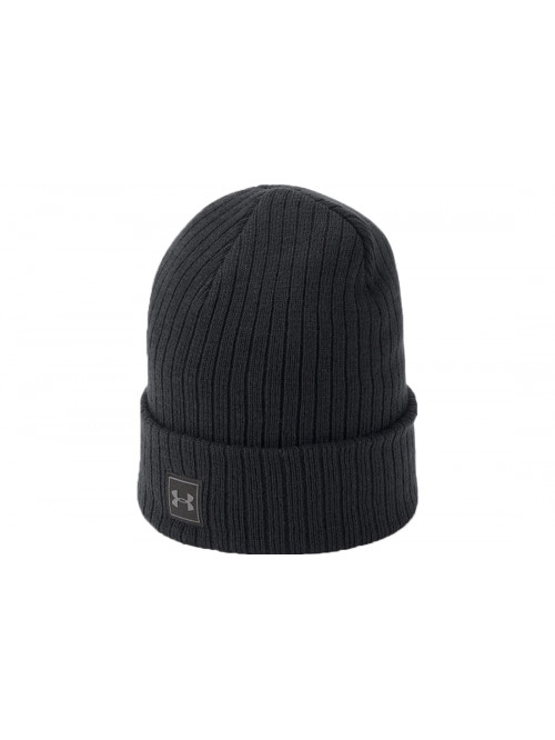 Herren Mütze Under Armour Men's Truckstop Beanie Schwarz