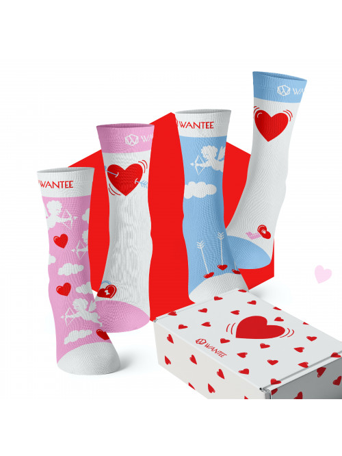 Valentinstag Geschenkbox für ein Paar Wantee