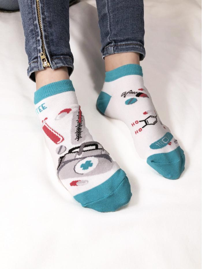 Knöchel Socken Medical One Wantee