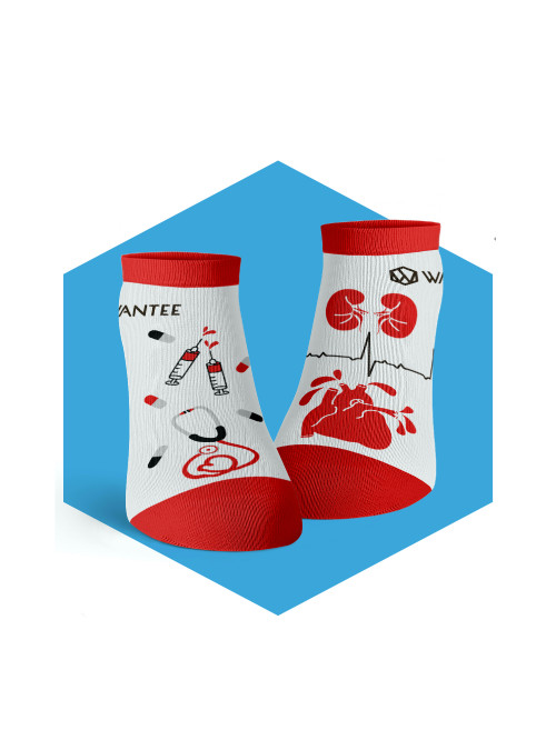 Knöchelsocken Medical X Wantee
